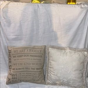 Other - Accent Pillow Set